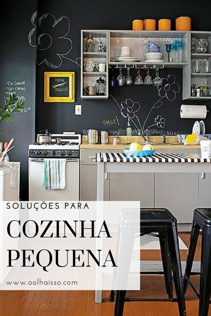 Cozinha Pequena Saiba Como Decorar Tallita Lisboa Blog