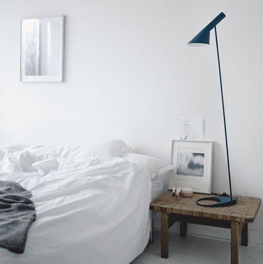 Decora??o minimalista para quarto de casal Tallita ...