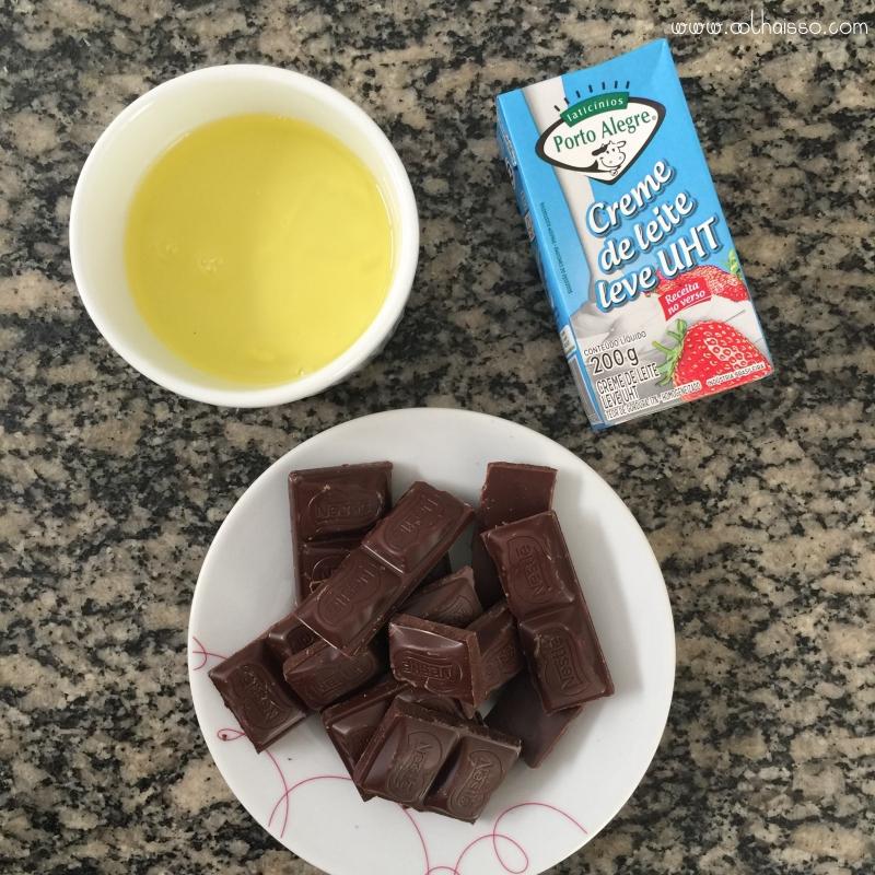 mousse de chocolate facil ingredientes - blogoolhaisso