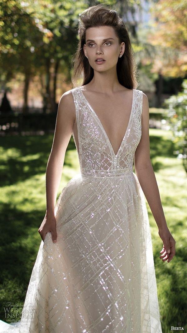 vestido de noiva decotado - blogoolhaisso