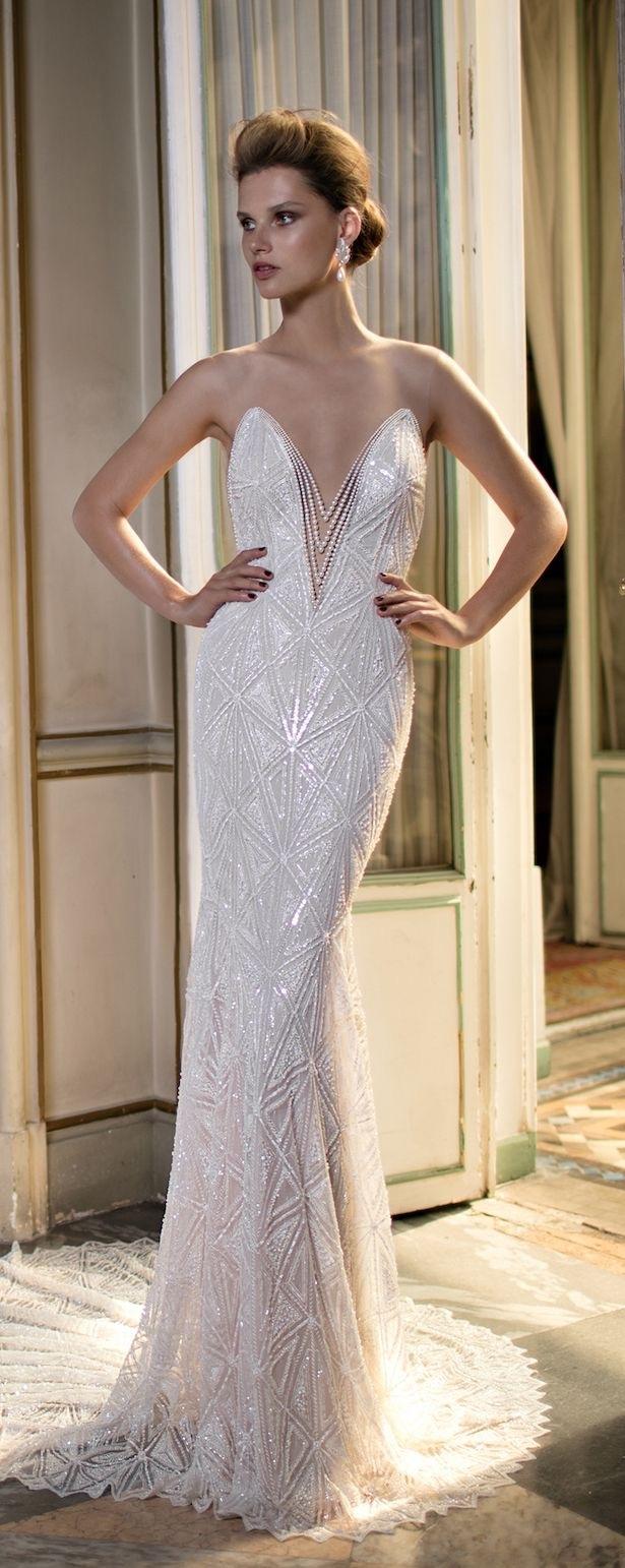 vestido de noiva decotado sexy - blogoolhaisso