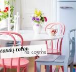 decoração candy color na cozinha capa