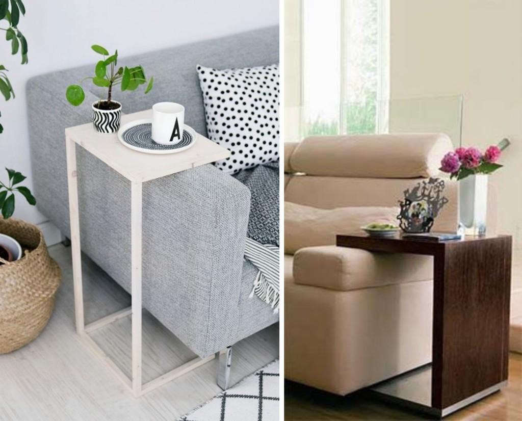 10 inspira es de mesa lateral para a sua sala tallita lisboa blog - Mesas pequenas ...
