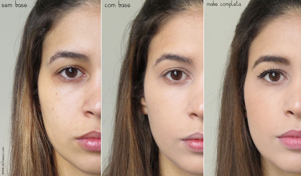 base matte vult cobertura na pele