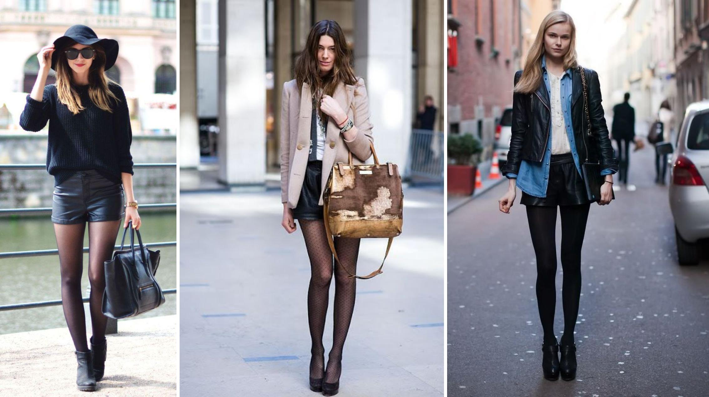 dicas de estilo no inverno como usar meia calca