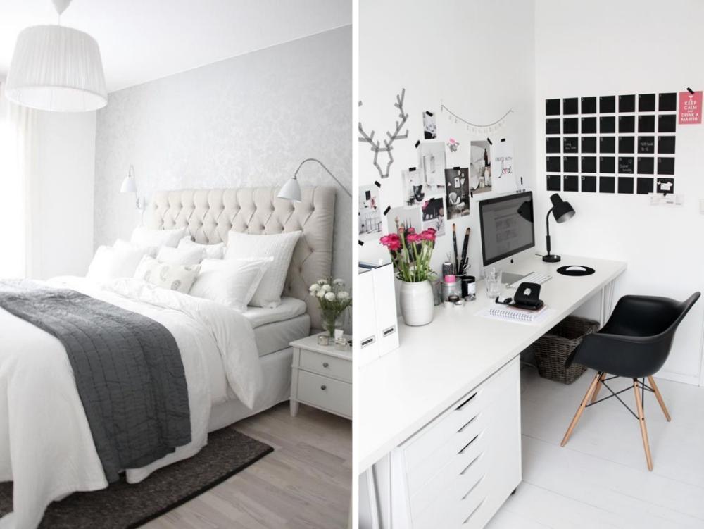 5 dicas para decorar casa pequena tallita lisboa blog for Como decorar interiores de casas pequenas