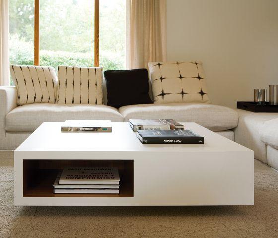 mesas de centro branca