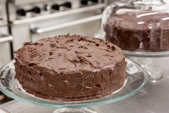 receita de bolo de chocolate de familia