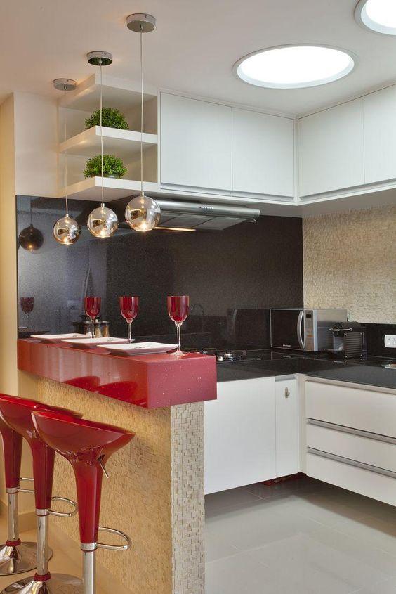 Lumin?ria pendente para a sua cozinha: onde comprar? Tallita Lisboa ...