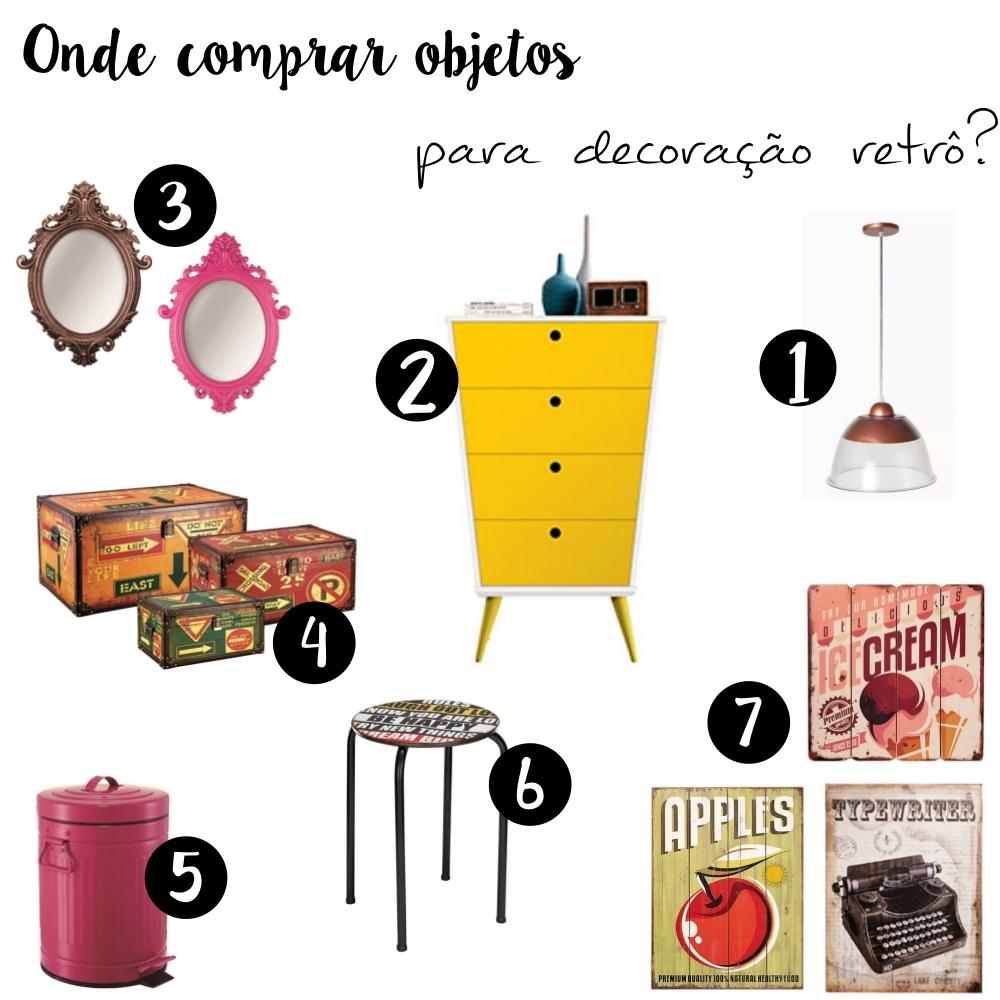 Como fazer e onde comprar decoraç u00e3o retr u00f4 Tallita Lisboa Blog -> Onde Comprar Decoração De Halloween