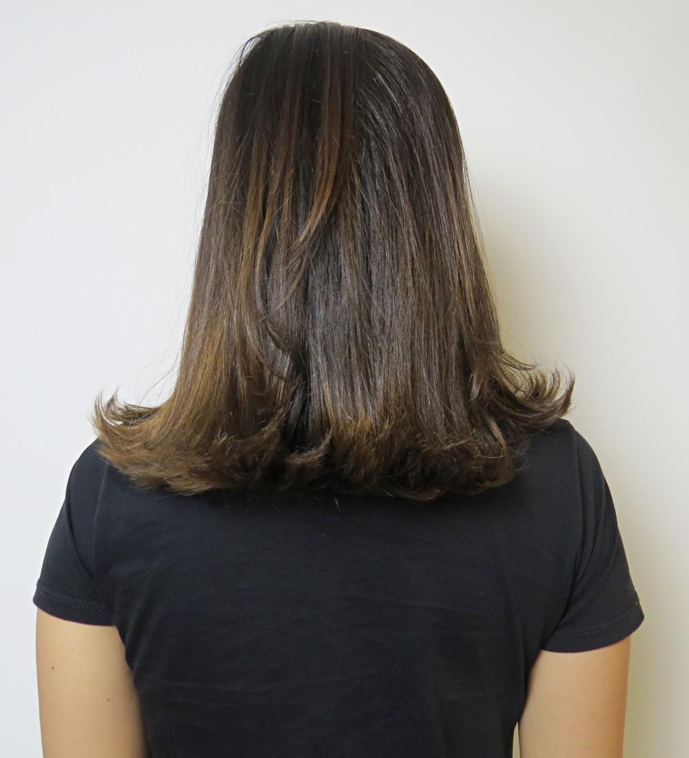 linha absolut repair loreal resultado no cabelo com progressiva