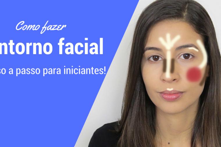 o passo a passo para iniciantes como fazer contorno facial com vult