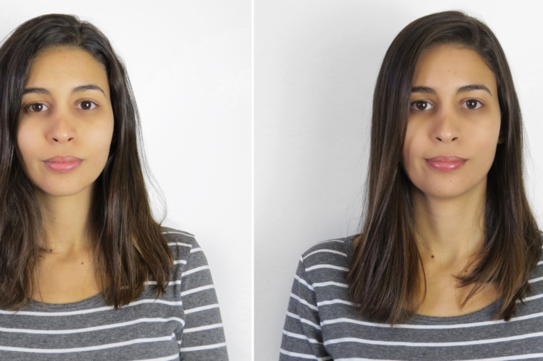 como reduzir o volume do cabelo capa