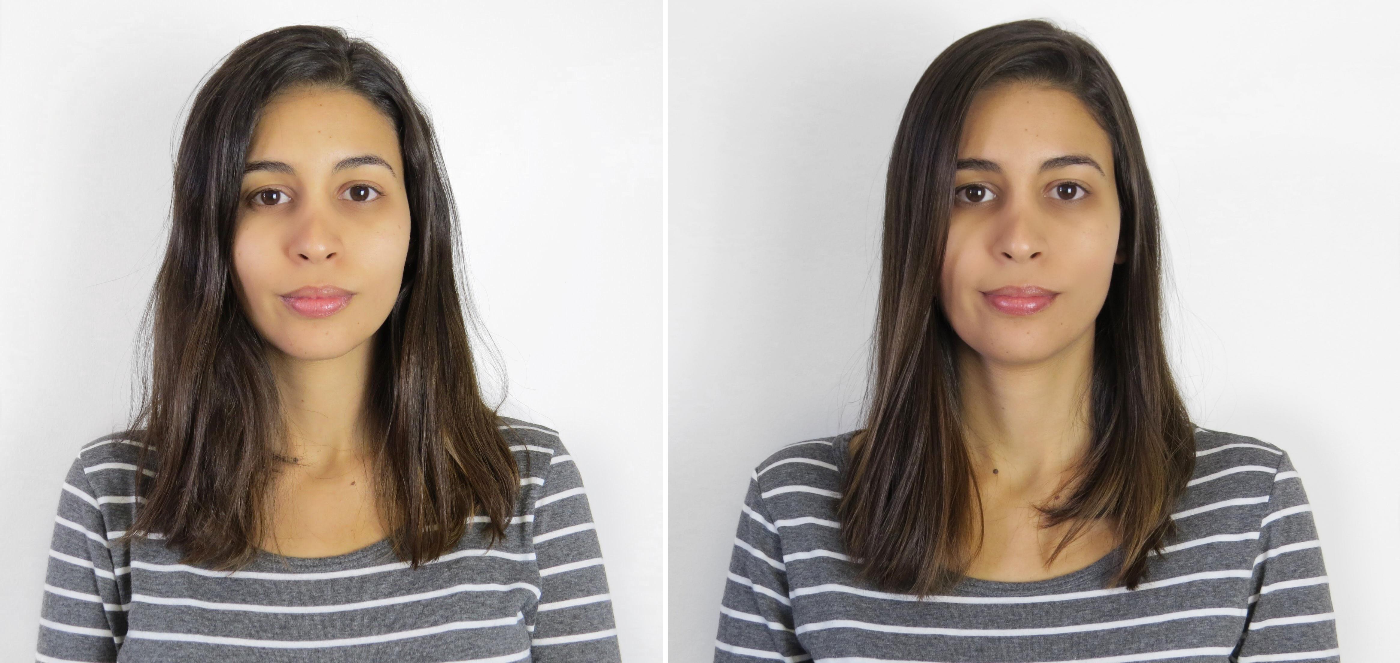 como diminuir o volume do cabelo sem usar formol