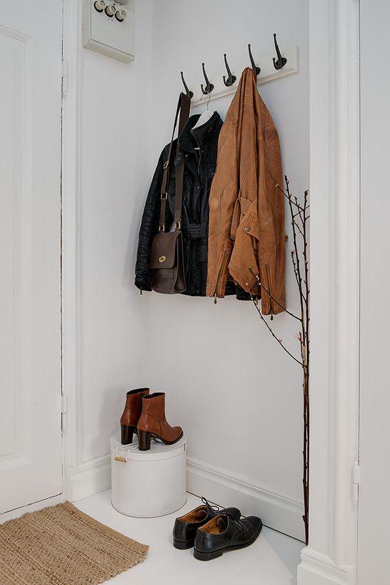como decorar o hall de entrada da sua casa