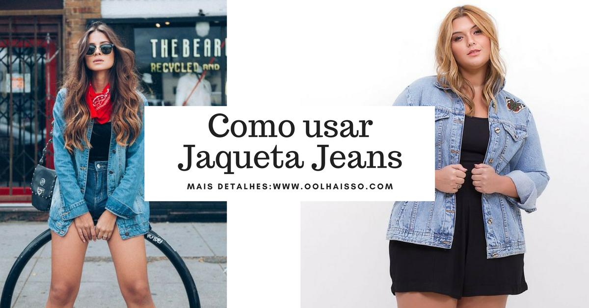 a597fb1905 Como usar jaqueta jeans | Tallita Lisboa Blog