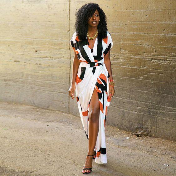 2ad72f247 Como usar vestido envelope  O vestido que favorece todo tipo físico ...