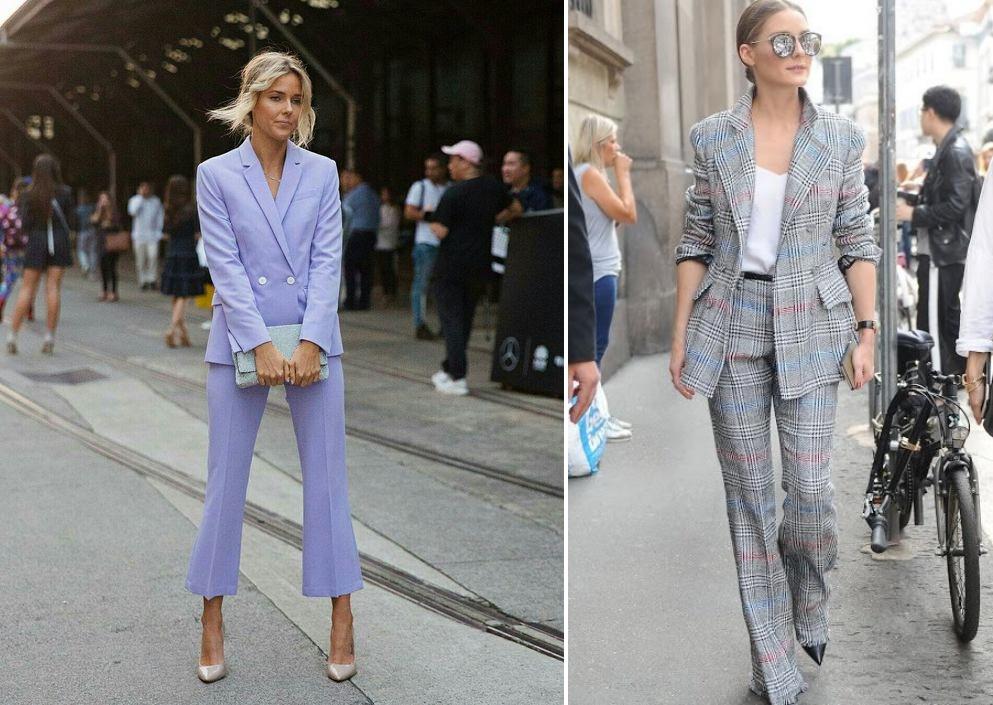 looks modernos para trabalhar - look trabalhando usando terno feminino